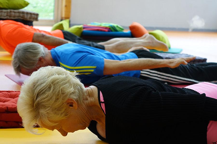 Se maintenir en forme avec Versailles Yoga